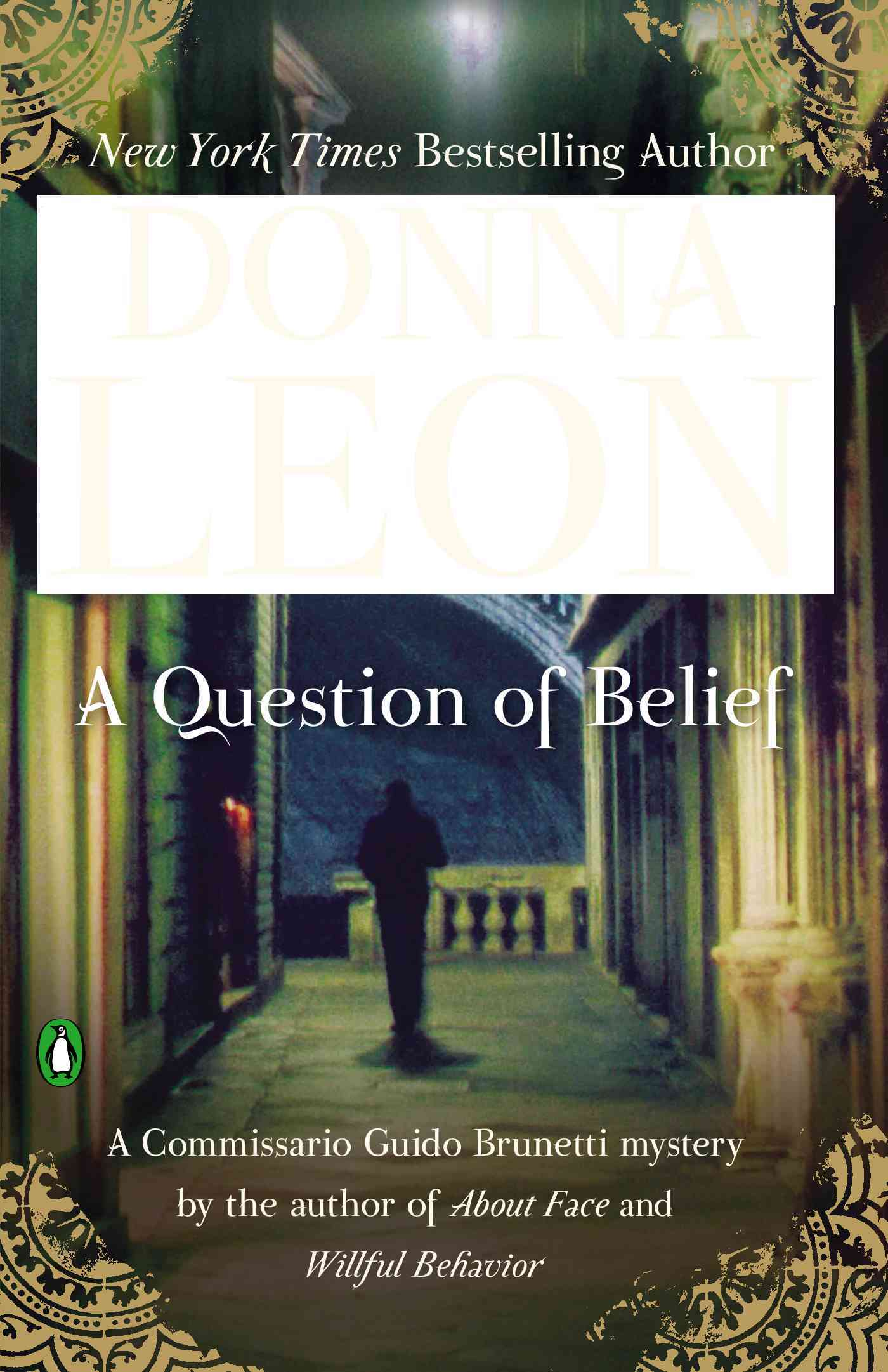 A Question of Belief By Leon, Donna
